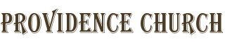 Providence Church of Texas